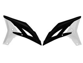 Боковины радиатора YZF250 10-13 # WRF450 12-15 черно-белые