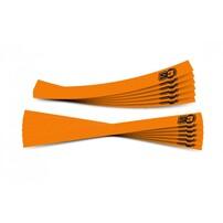 Ленты защитные на 2 обода оранжевые S3