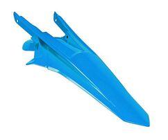 Крыло заднее винтаж светло-голубое KTM EXC/EXCF/XC-W125-500 17-19