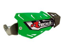 Защита рук FLX ATV зеленая с крепежом