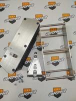 Защита радиаторов HONDA CRF450X 05-17