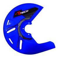 Защита тормозного диска универсальная синяя