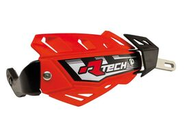 Защита рук RTech FLX алюминиевая оранжевая неон (без крепежа)
