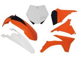 Комплект пластика KTM SX125-250 12 # SXF250-450 11-12 original