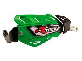 Защита рук RTech FLX алюминиевая зеленая (без крепежа)