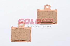 Тормозные колодки дисковые задние KTM SX85 11-20 / Husqvarna TC85 14-20 297 K5