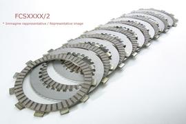 Комплект дисков сцепления (фрикционных + стальных) Honda CRF450R 17-19