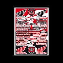Набор наклеек универсальный Honda