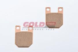 Тормозные колодки дисковые передние KTM SX65 98-01 121 S3