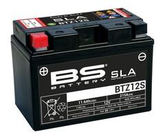 Аккумулятор BTZ12S/YTZ12S