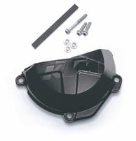Защита крышки сцепления черная EXC-F250/350 17-22