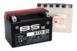 Аккумулятор BTX9-BS/YTX9-BS