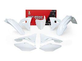 Комплект пластика белый Honda CRF250-450RX 19-20