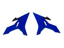 Боковины радиатора синие Yamaha YZ125-250 15-20 # WR/YZ-X250 16-20