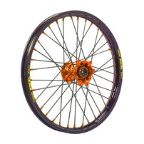 Колесо переднее в сборе (1,60X19) оранжево-черное KTM 85SX 06-