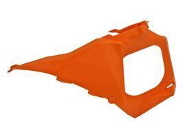 Боковина воздушного фильтра правая SX125-250/SXF250-505 07-10 # EXC-EXCF125-530 08-11 оранжевая